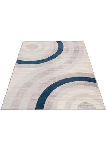 Sehrazat Orientteppich »Montana 3762«, rechteckig, 8 mm Höhe, Wohnzimmer, Kurzflorteppich kaufen