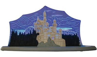 Weigla LED Dekolicht »Schloss Neuschwanstein«, 1 St., Neutralweiß, beidseitiges Motiv/... kaufen