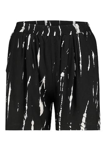 Juna Lane Strandshorts mit Seitentaschen in Tie&Dye-Druck kaufen