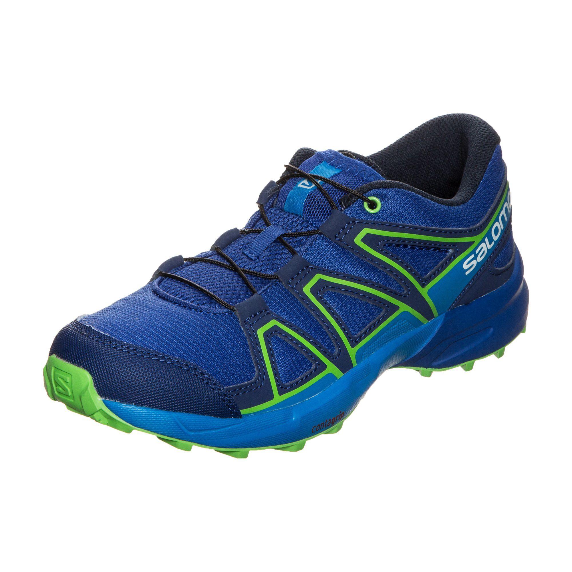 großer Abverkauf Qualität und Quantität zugesichert bester Ort für Salomon Speedcross Trail Laufschuh Kinder bestellen | BAUR