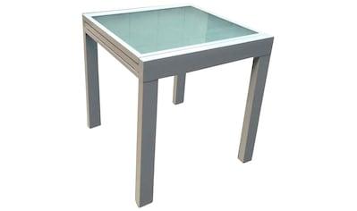 Garden Pleasure Gartentisch »LOLA«, zum ausziehen kaufen