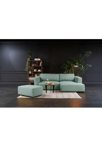 TOM TAILOR Ecksofa »HEAVEN STYLE S«, aus der COLORS COLLECTION, wahlweise mit... kaufen