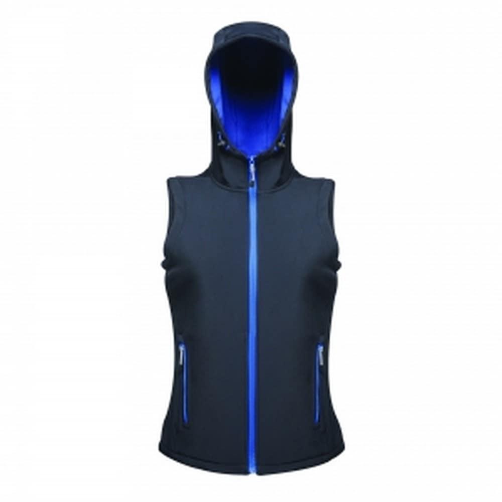 Regatta Softshellweste Professional Damen Arley Hooded Bodywarmer | Sportbekleidung > Sportwesten > Softshellwesten | Regatta