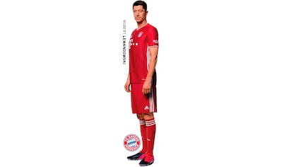Wandtattoo »FCB Robert Lewandowski« kaufen