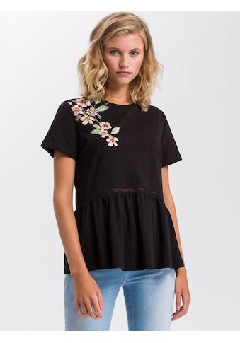 Cross Jeans® T-Shirt »55745«, Legeres T-Shirt kaufen