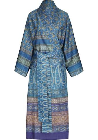 Bassetti Damenbademantel »Piazza Ducale«, (1 St.), Kimono mit Paisley Muster kaufen