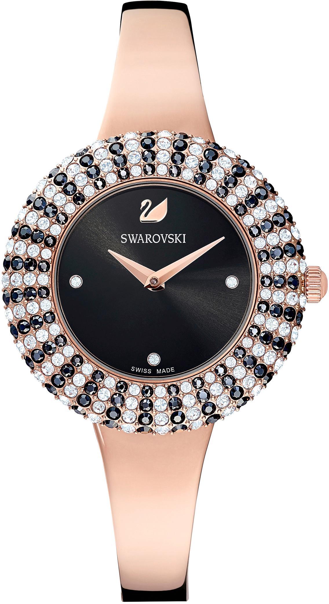 Swarovski Schweizer Uhr CRYSTAL ROSE 5484050 | Uhren > Schweizer Uhren | Swarovski