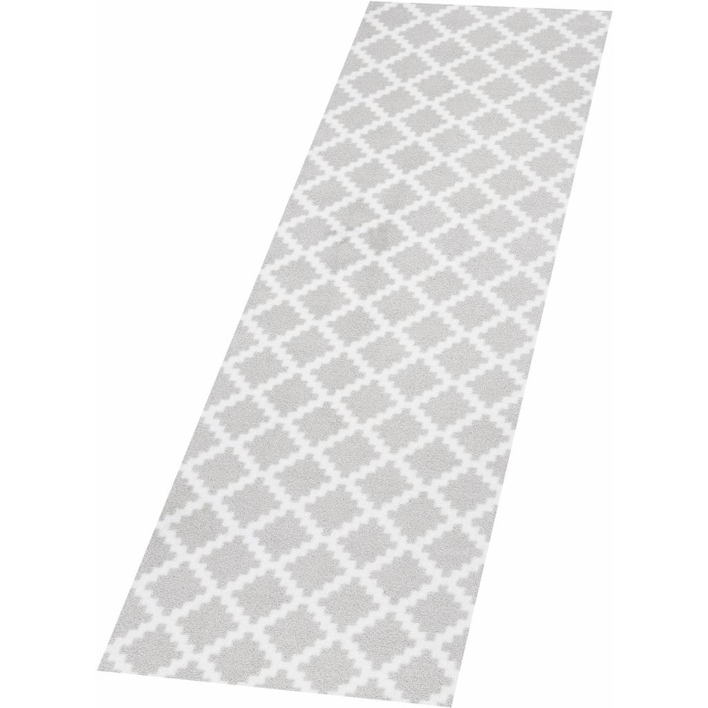 Zala Living Läufer »Elegance«, rechteckig, 7 mm Höhe, Schmutzfangläufer, In- und Outdoor geeignet, waschbar