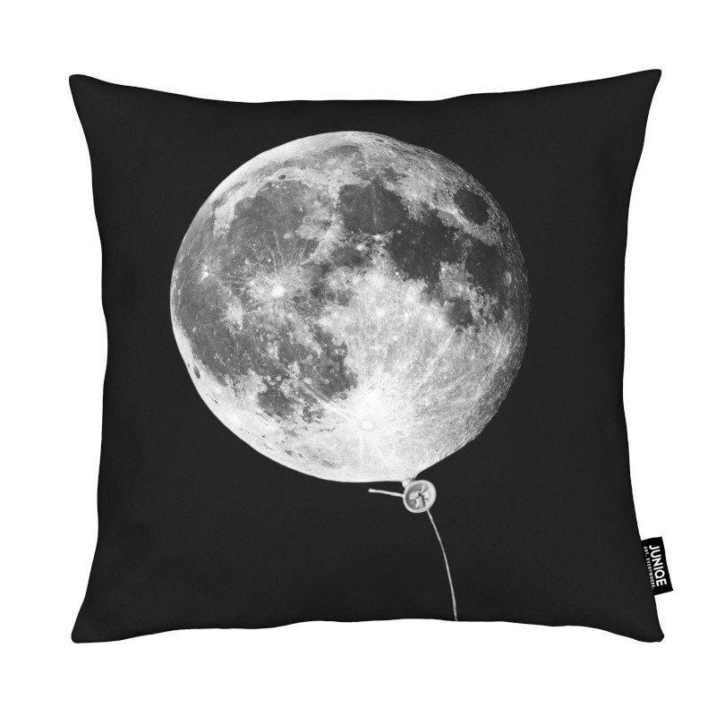 Dekokissen Moon Baloon Juniqe