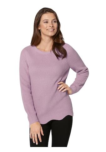 Ambria Pullover mit gewelltem Saum kaufen