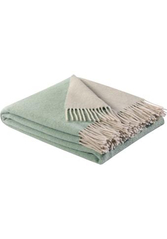BIEDERLACK Plaid »Plaid Soft Impression«, im Doubleface-Look kaufen