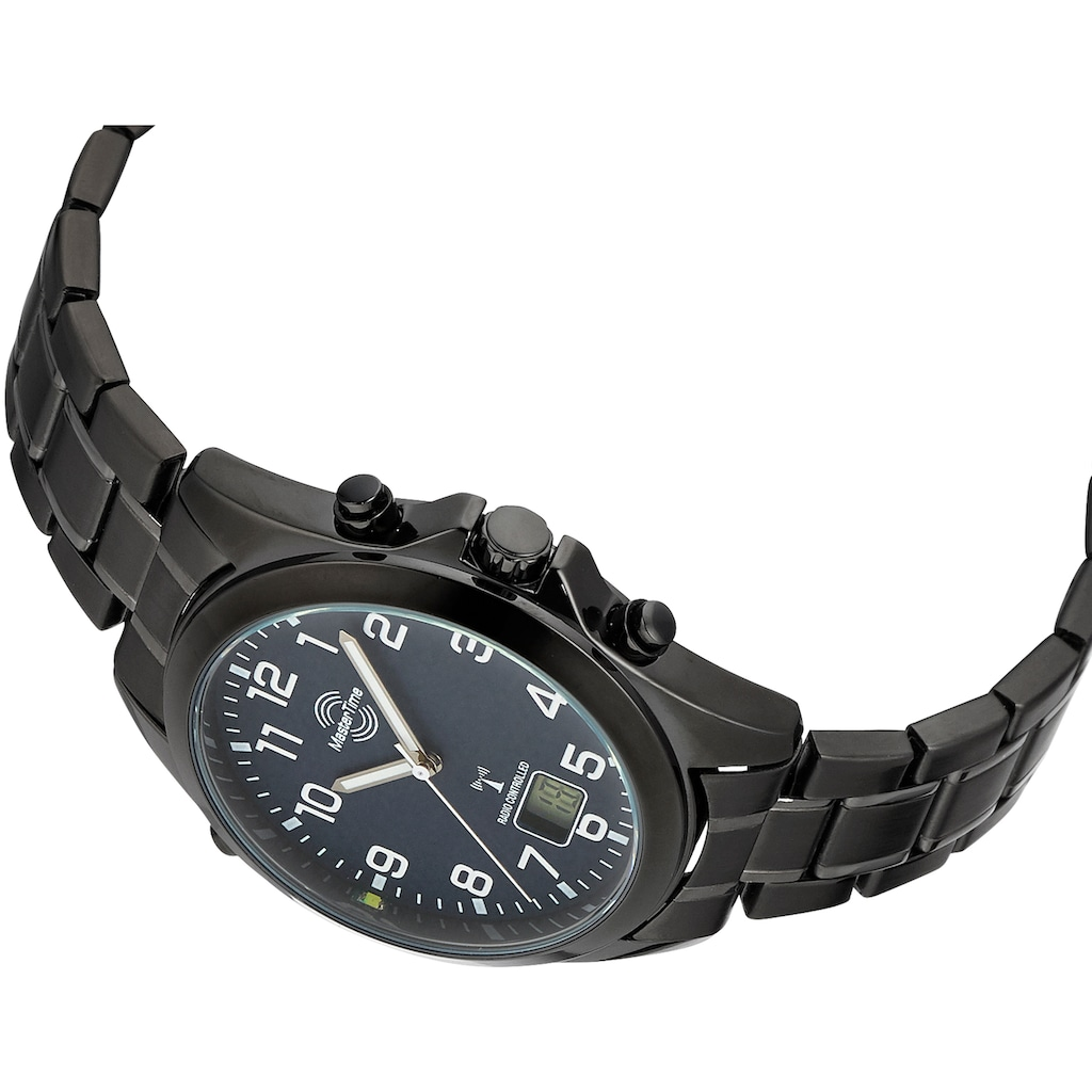 MASTER TIME Funkuhr »Specialist, MTGA-10737-22M«