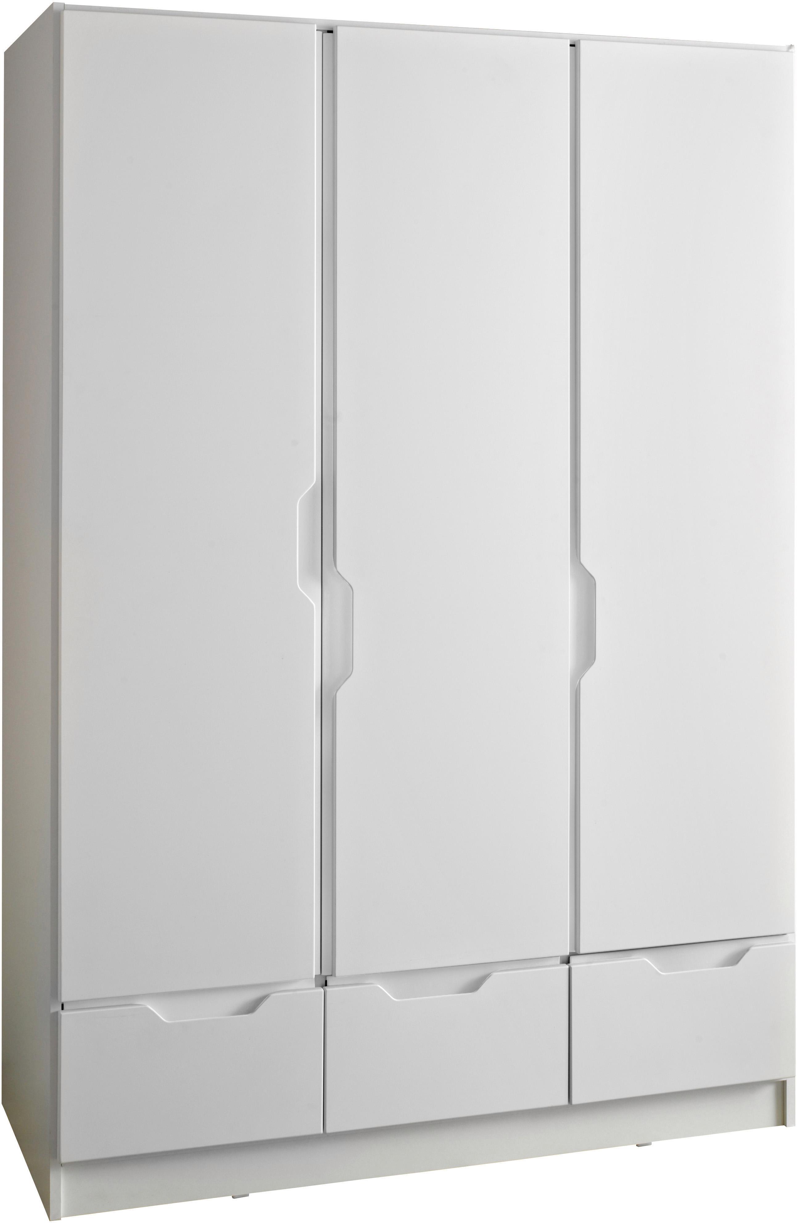 Geuther Kleiderschrank FRESH 3-türig weiß