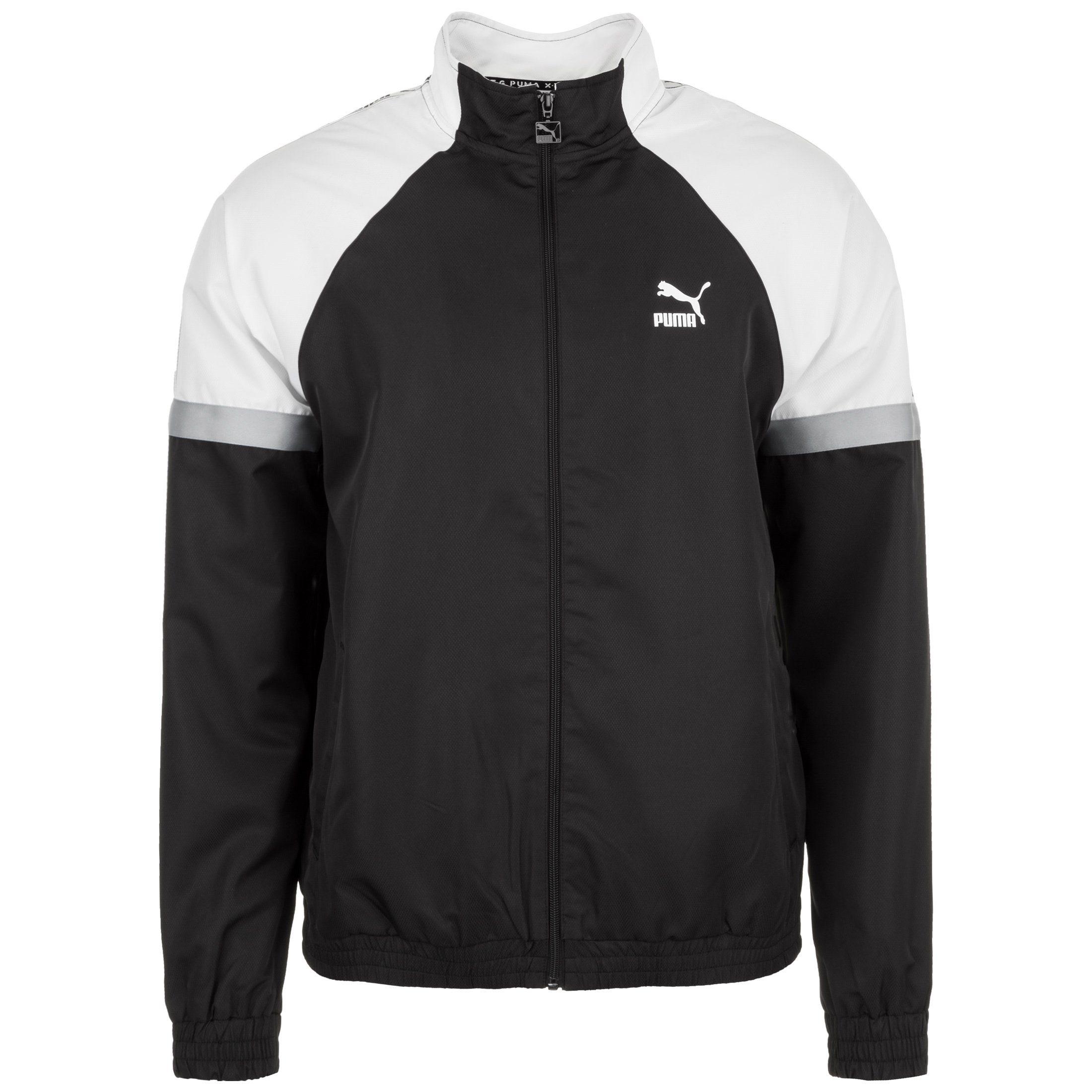 PUMA Trainingsjacke Xtg Woven | Sportbekleidung > Sportjacken > Trainingsjacken | Schwarz | Puma