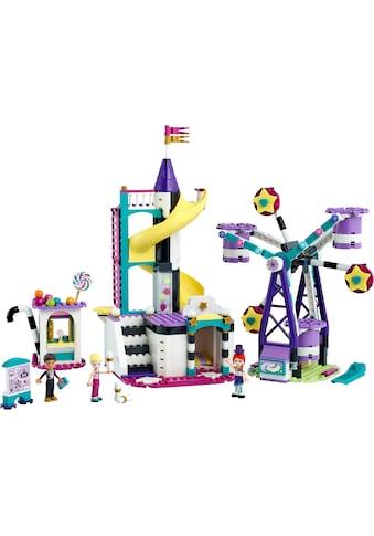 LEGO® Konstruktionsspielsteine »Magisches Riesenrad mit Rutsche (41689), LEGO®... kaufen