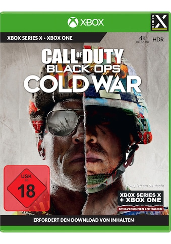 Activision Spiel »Call of Duty Black Ops Cold War«, Xbox Series X kaufen