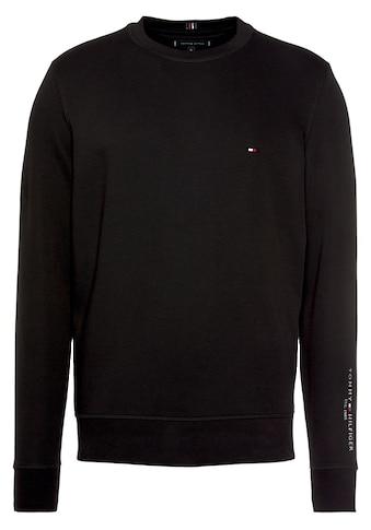 TOMMY HILFIGER Sweatshirt »TOMMY SLEEVE LOGO SWEATSHIRT« kaufen