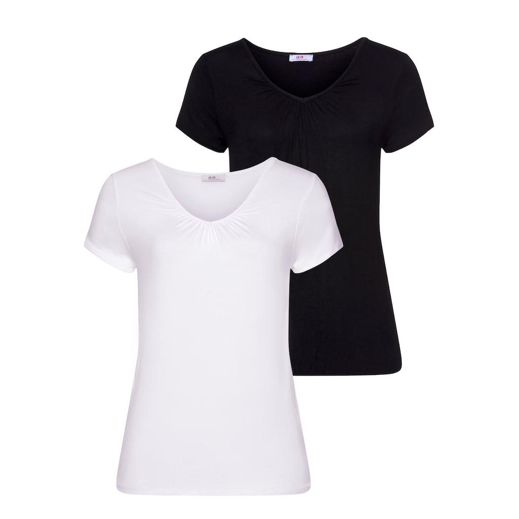 Flashlights T-Shirt, Mit leichtem Flügelarm
