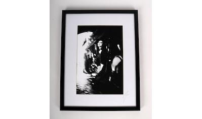 Guido Maria Kretschmer Home&Living Wandbild »Girl on a Mission«, handsigniert mit Rahmen kaufen