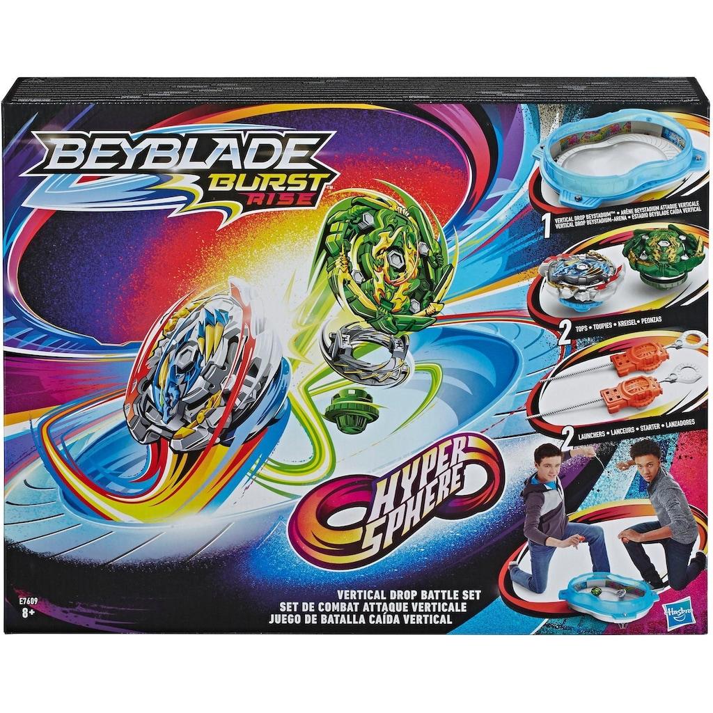 Hasbro Spieltisch »Beyblade Battleset Hypersphere Vertical«