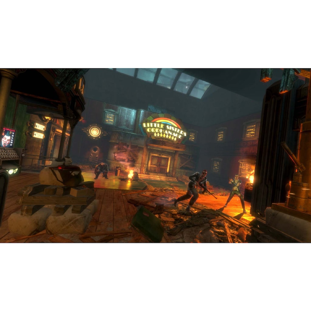 2K Spiel »BioShock - The Collection«, Nintendo Switch