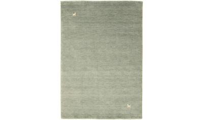 morgenland Wollteppich »GABBEH ASTERIA«, rechteckig, 18 mm Höhe, reine Schurwolle, Uni... kaufen
