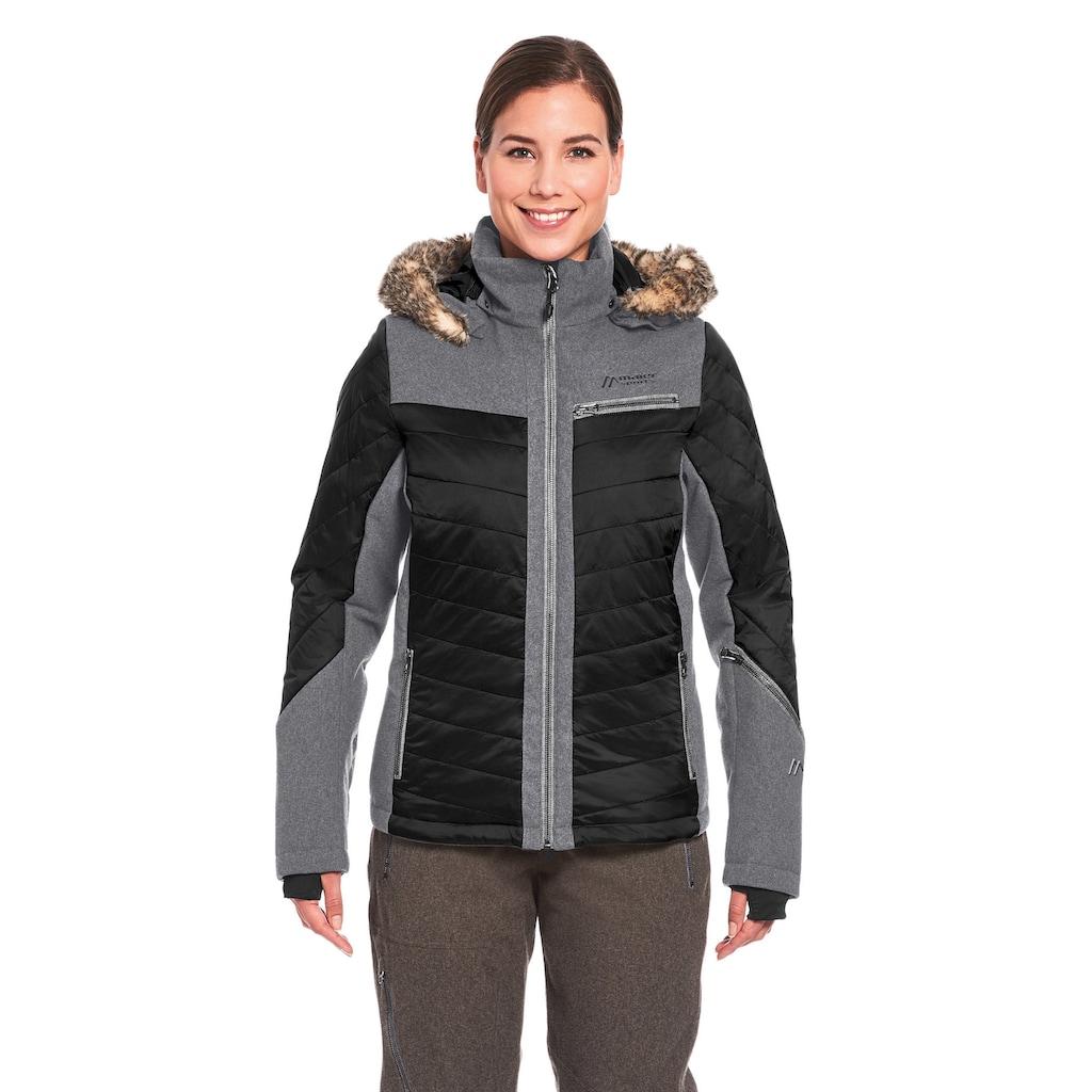 Maier Sports Skijacke »Loveland W«, Modische Jacke für Wintersport und die Freizeit