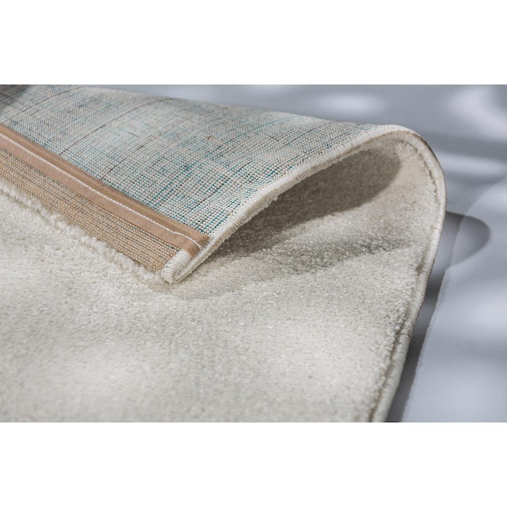 SCHÖNER WOHNEN-Kollektion Teppich »Pure 190«, rechteckig, 21 mm Höhe, Wunschmass, Wohnzimmer