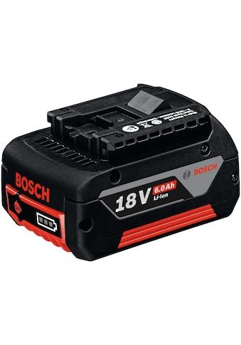 BOSCH Akku, 18 V/6,0 Ah Einschubakkupack (HD), Li-Ion, GBA kaufen