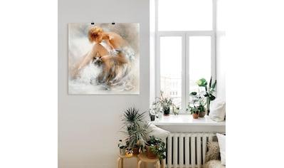 Artland Wandbild »Verlangen«, Frau, (1 St.), in vielen Größen & Produktarten... kaufen