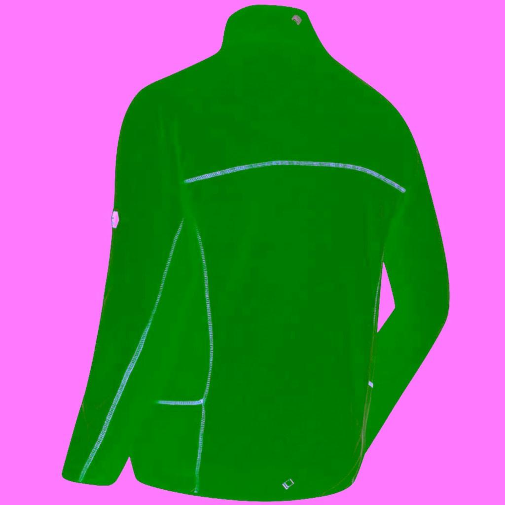 Regatta Fleecejacke »Herren Jacke Collumbus IV mit Strick-Effekt-Fleece«