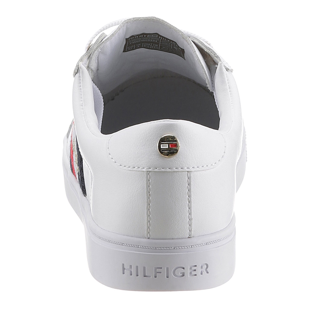 Tommy Hilfiger Sneaker »TH SIGNATURE CUPSOLE SNEAKER«, mit Logostickerei