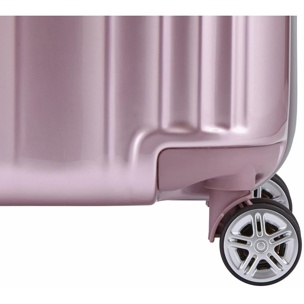 TITAN® Hartschalen-Trolley »Spotlight Flash, 76 cm«, 4 Rollen