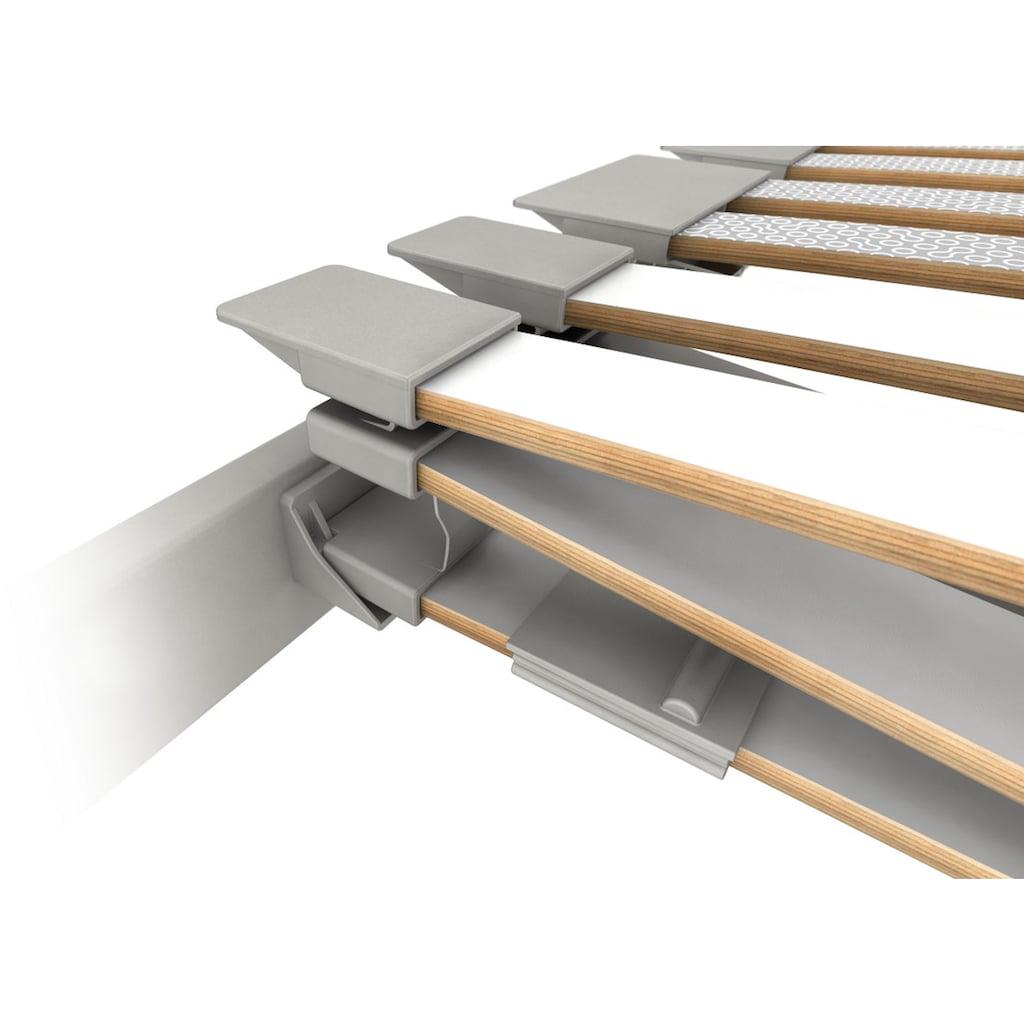 Schlaraffia Lattenrost mit Motor »Platin 28 Plus«, (1 St.), AutoAdapt System - interaktives Dreifachfedersystem in Schulter- und Hüftzone für vollautomatische Konturanpassung