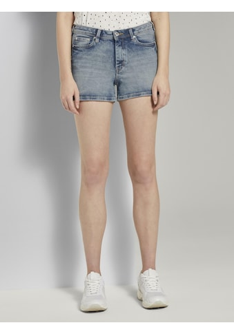 TOM TAILOR Denim Jeansshorts »Shorts mit Push up Effect« kaufen