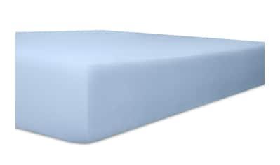 Kneer Spannbettlaken »Easy-Stretch«, optimaler Sitz kaufen