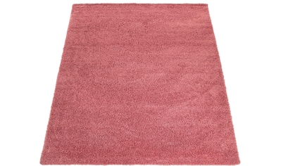 Paco Home Hochflor-Teppich »Avantgarde 550«, rechteckig, 45 mm Höhe, Hochflor-Shaggy,... kaufen