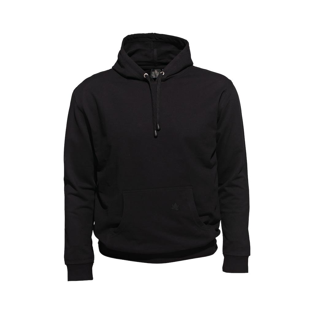 AHORN SPORTSWEAR Kapuzensweatshirt, in schlichtem Design