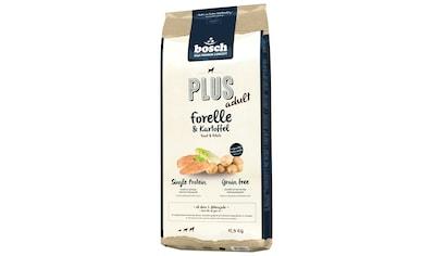 Bosch Petfood Trockenfutter »Plus Forelle und Kartoffel«, (1), 12,5 kg kaufen