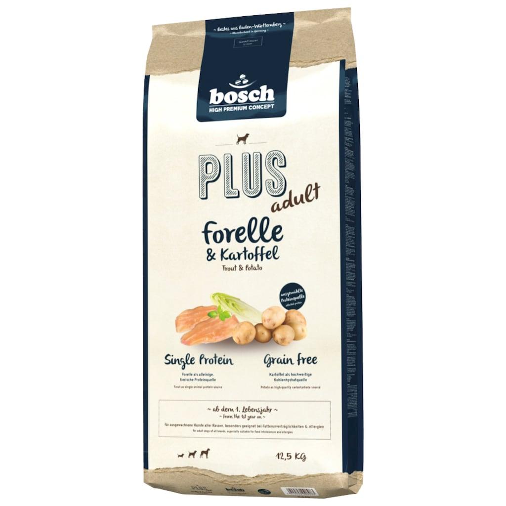 Bosch Petfood Trockenfutter »Plus Forelle und Kartoffel«, (1), 12,5 kg