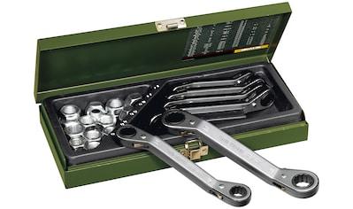 PROXXON Ratschen - Set »SPEEDER - Ratschenschlüsselsatz «, (6 - tlg.), 6x7 bis 17x19 mm kaufen
