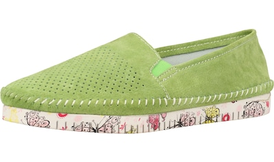 COSMOS Comfort Slipper »Veloursleder« kaufen