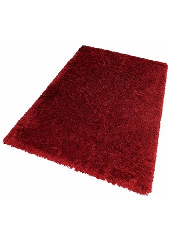 TOM TAILOR Hochflor-Teppich »Flocatic«, rechteckig, 60 mm Höhe, super weich und... kaufen