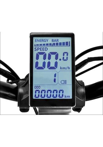 Forca E-Scooter »Evoking 20 km/h Safety Plus (inkl. Blinker + Gepäck-Case +... kaufen
