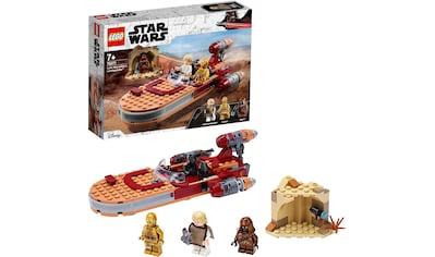 LEGO® Konstruktionsspielsteine »Luke Skywalkers Landspeeder™ (75271), LEGO® Star... kaufen
