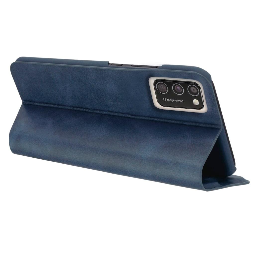 Hama Booklet Guard Pro für Samsung Galaxy A41, Blau