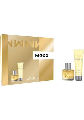 Mexx Duft-Set »Woman«, (3 tlg.) kaufen