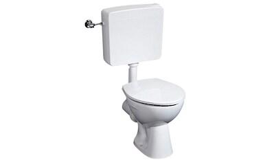 CORNAT Tiefspül-WC, SItzhöhe 39 cm kaufen
