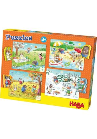 """Haba Puzzle """"Jahreszeiten"""" kaufen"""