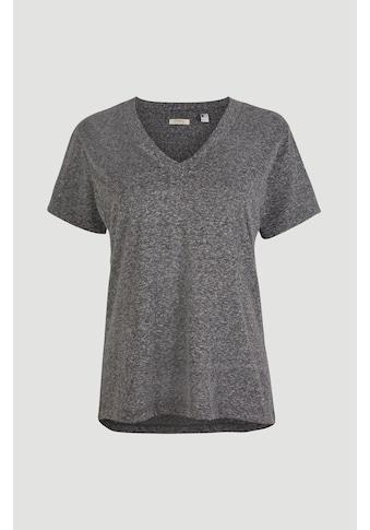 "O'Neill V-Shirt »""Essentials""«, mit V-Ausschnitt kaufen"